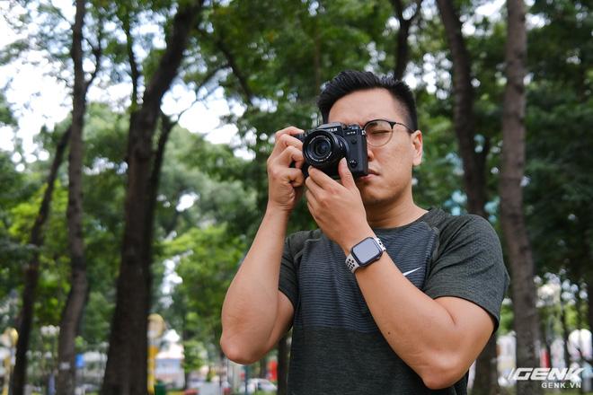 Trải nghiệm nhanh Fujifilm X-T4: Có gì hay và đáng nâng cấp so với đời trước? - Ảnh 2.