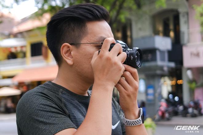 Trải nghiệm nhanh Fujifilm X-T4: Có gì hay và đáng nâng cấp so với đời trước? - Ảnh 4.