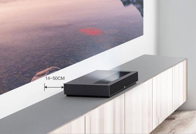 Xiaomi ra mắt máy chiếu Fengmi 4K Cinema Pro: 150 inch, độ sáng 2400 ANSI lumen, giá 41.5 triệu đồng - Ảnh 3.