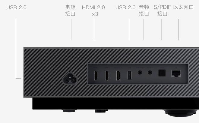 Xiaomi ra mắt máy chiếu Fengmi 4K Cinema Pro: 150 inch, độ sáng 2400 ANSI lumen, giá 41.5 triệu đồng - Ảnh 4.