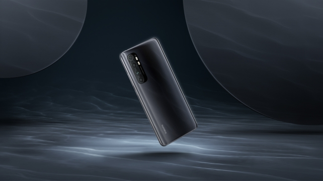 Xiaomi ra mắt Mi Note 10 Lite tại Việt Nam với giá 10 triệu