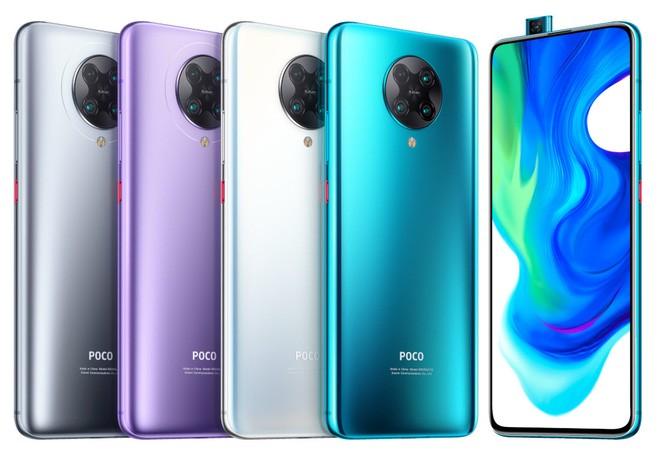 Xiaomi ra mắt POCO F2 Pro: Snapdragon 865, camera 64MP, sạc nhanh 30W, giá từ 12.7 triệu đồng - Ảnh 2.