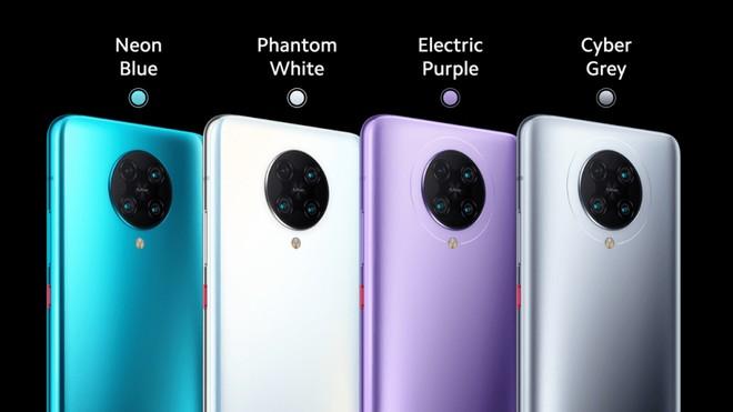 Xiaomi ra mắt POCO F2 Pro: Snapdragon 865, camera 64MP, sạc nhanh 30W, giá từ 12.7 triệu đồng - Ảnh 4.