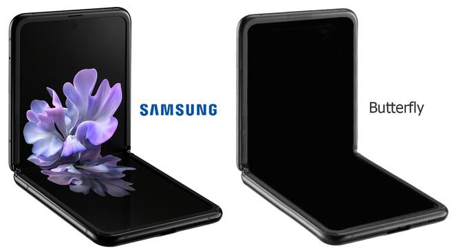 Xuất hiện loạt điện thoại giả mạo Galaxy S20 và Z Flip của Samsung, khác mỗi việc không có nút bấm vật lý - Ảnh 3.