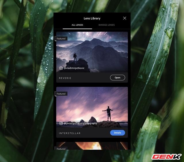 Adobe Camera có gì hay so với các ứng dụng chỉnh sửa ảnh cho smartphone như VSCO hay Camera360? - Ảnh 6.