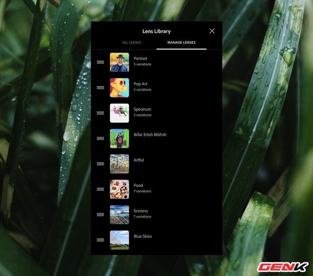 Adobe Camera có gì hay so với các ứng dụng chỉnh sửa ảnh cho smartphone như VSCO hay Camera360? - Ảnh 7.