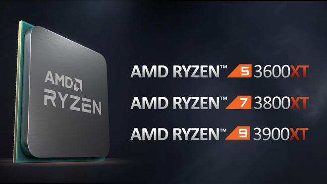 AMD ra mắt dòng CPU Ryzen 3000XT, xây chắc thêm vị thế dẫn đầu - Ảnh 1.