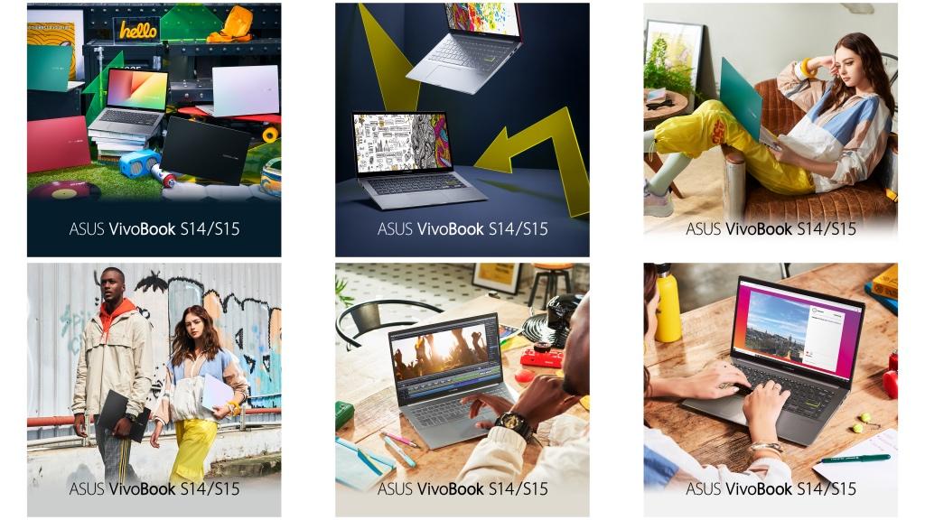 """ASUS ra mắt VivoBook S trong sự kiện """"Tôi là tâm điểm"""""""