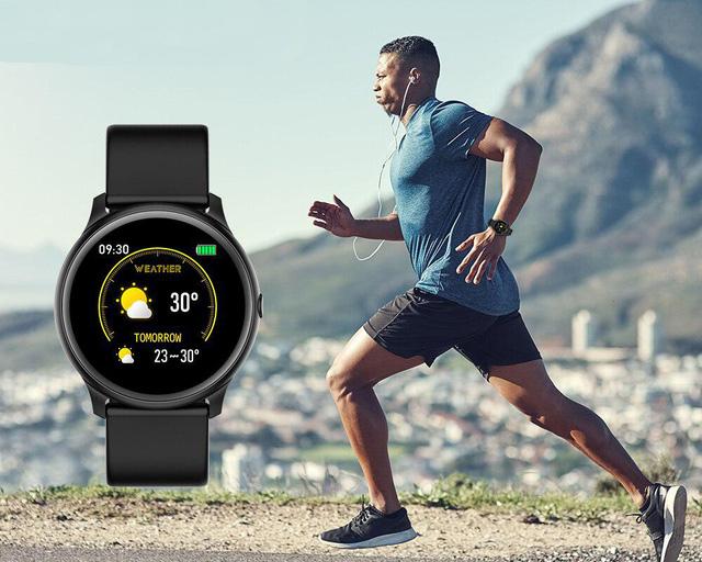 BeU đồng hồ thông minh kiêm trợ lý sức khỏe dành cho giới trẻ, giá chỉ từ 690 ngàn đồng - Ảnh 1.