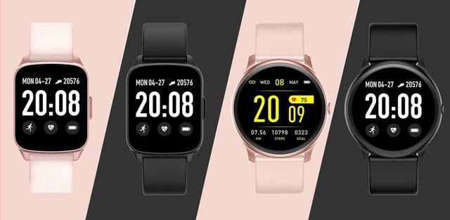 BeU đồng hồ thông minh kiêm trợ lý sức khỏe dành cho giới trẻ, giá chỉ từ 690 ngàn đồng - Ảnh 2.