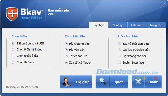 BKAV Home – phần mềm diệt virus tối ưu cho bạn