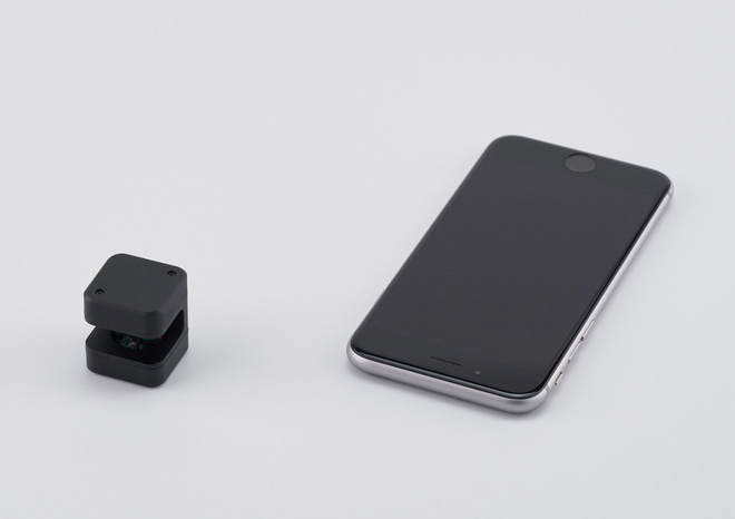 """Các cựu kỹ sư Samsung chế tạo được """"thiết bị LiDAR nhỏ nhất thế giới"""" - Ảnh 1."""