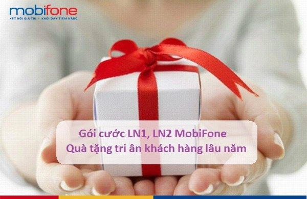 Gói LN Mobifone