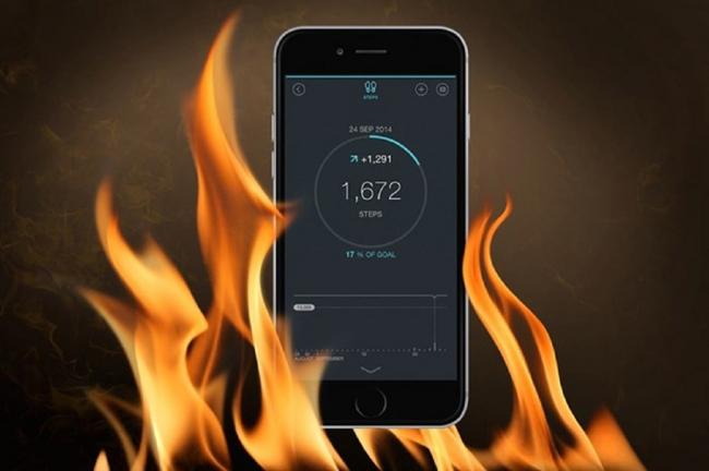 Cách giảm nhiệt nhanh chóng khi điện thoại iPhone bị nóng ran