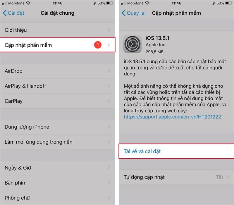 Cách khắc phục lỗi iPhone không hiển thị thông báo tin nhắn mới nhất