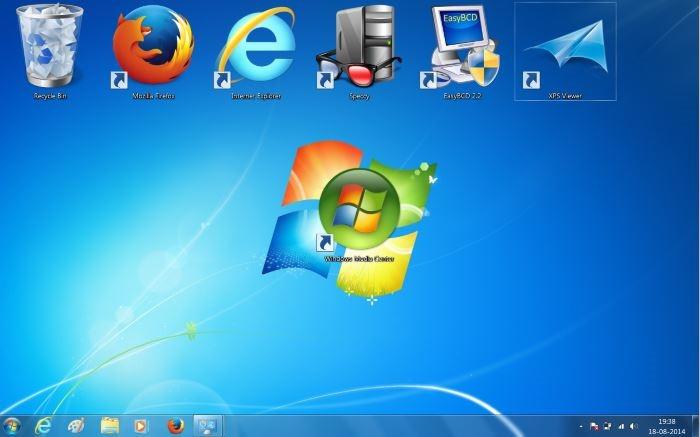Cách thay đổi kích thước icon trên Windows