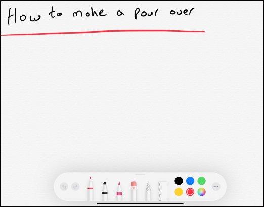 Chọn loại bút