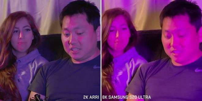 Camera chiến: So sánh smartphone quay video 8K với máy quay phim Hollywood chuyên nghiệp 10 năm tuổi - Ảnh 6.