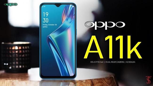 Chi tiết về OPPO A11k: Giá chỉ hơn 2 triệu đồng