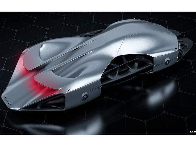Chiếc xe hơi công suất 3.000 mã lực được chế tạo cho năm 2080 - Ảnh 2.