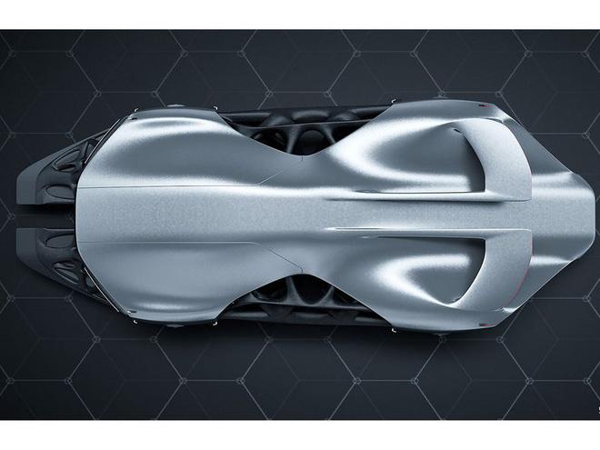 Chiếc xe hơi công suất 3.000 mã lực được chế tạo cho năm 2080 - Ảnh 3.