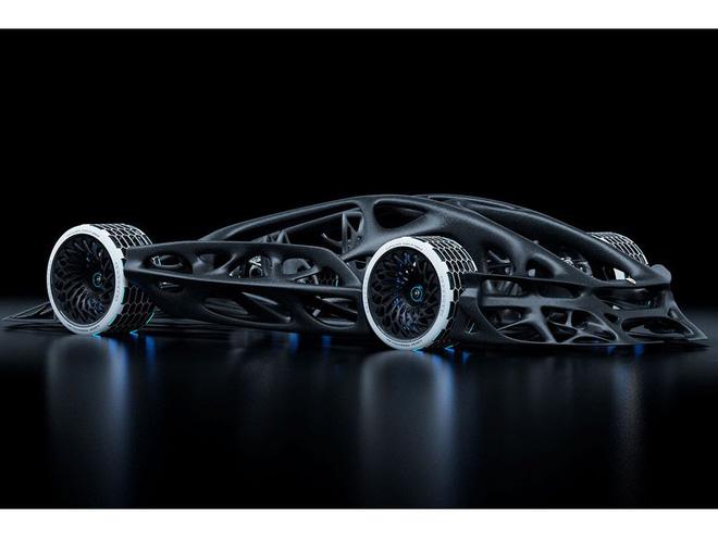 Chiếc xe hơi công suất 3.000 mã lực được chế tạo cho năm 2080 - Ảnh 5.