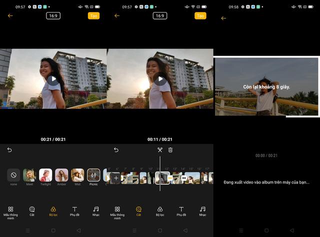 Chơi game ngon đã đành, giới trẻ ngày nay lựa chọn smartphone nào có thể dựng video mượt nhất cơ - Ảnh 5.