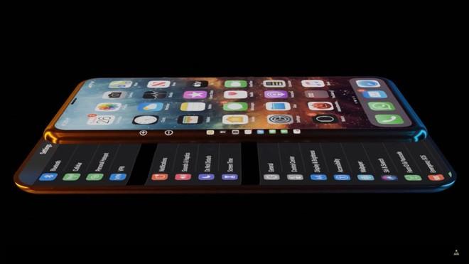Concept iPhone Slide Pro siêu đẹp, nhưng Apple sẽ không bao giờ thực hiện - Ảnh 2.