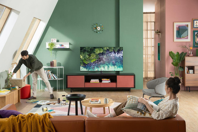 Công nghệ hàng đầu trên TV 4K năm 2020 gọi tên Dynamic Crystal Display - Ảnh 2.
