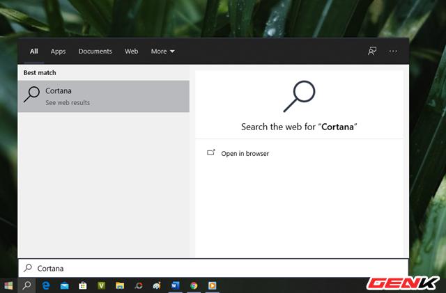 Đã có thể tháo gỡ hoàn toàn Cortana ra khỏi Windows 10 ở bản cập nhật mới - Ảnh 5.