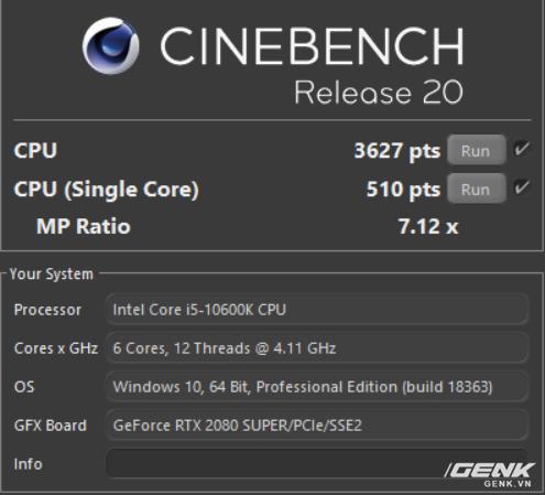 Đánh giá Intel Core i5-10600K: CPU chơi game hợp lý nhất hiện nay - Ảnh 5.