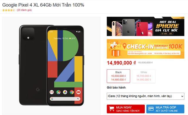 Điểm danh loạt smartphone giảm 50% sau Covid-19