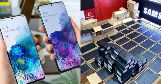 Điện thoại Samsung đua nhau giảm giá, Galaxy S20 hạ tới 4 triệu đồng
