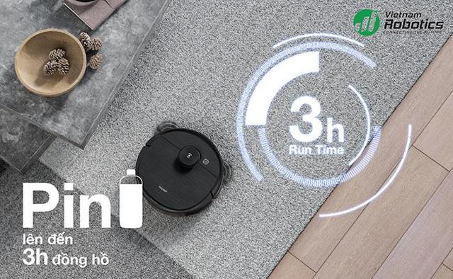 Ecovacs Deebot Ozmo T8 AIVI - Robot hút bụi hiện đại hàng đầu tại Việt Nam - Ảnh 4.