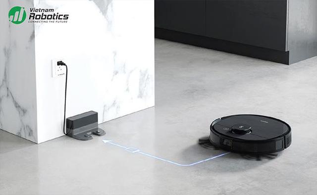 Ecovacs Deebot Ozmo T8 AIVI - Robot hút bụi hiện đại hàng đầu tại Việt Nam - Ảnh 5.