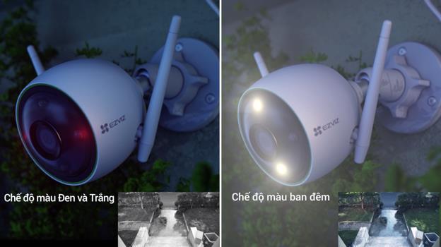 EZVIZ trình làng camera ngoài trời C3N với công nghệ ghi hình màu ban đêm đầy ấn tượng - Ảnh 2.