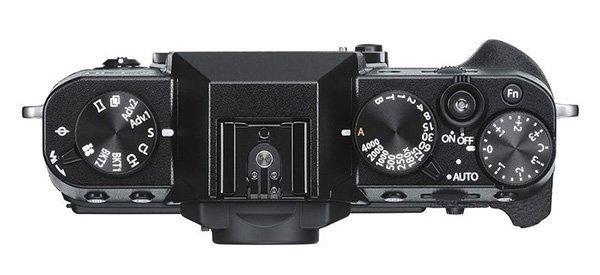 Các núm xoay truyền thống của Fujifilm trên X-T30
