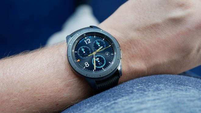 Galaxy Watch 3 lộ diện: Màn hình lớn hơn, trang bị vòng xoay, hỗ trợ ECG, ra mắt vào tháng 7 - Ảnh 1.