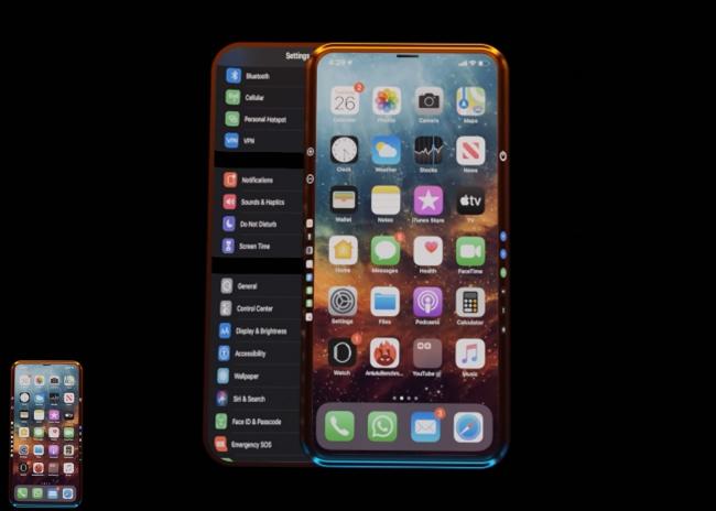 Hé lộ hìnhh ảnh cận cảnh iPhone 13 đẹp long lanh và cực sang chảnh