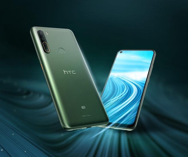 HTC bất ngờ tái xuất với U20 5G và Desire 20 Pro: Hỗ trợ 5G, 4 camera, pin khủng - Ảnh 1.