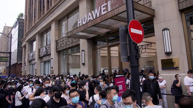 Huawei lại làm điều không ai nghĩ tới giữa tình thế muôn vàn khó khăn - Ảnh 1.