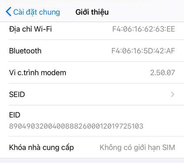 iOS 14 giúp người dùng tránh bị lừa khi mua iPhone cũ - Ảnh 3.