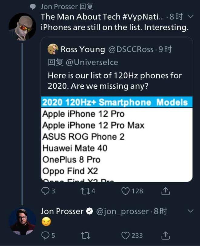 iPhone 12 Pro sẽ có màn hình 120Hz, mỏng hơn, nhưng dung lượng pin không ấn tượng - Ảnh 1.