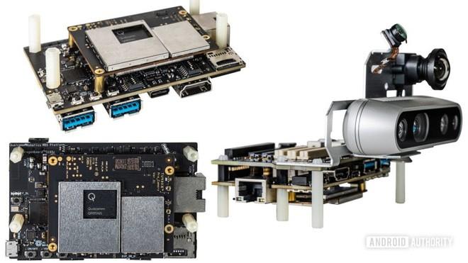 Không chỉ smartphone, Snapdragon 865 còn được Qualcomm trang bị cả cho robot - Ảnh 2.