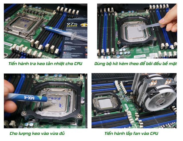 Lựa chọn keo tản nhiệt nào cho chiếc PC của bạn? - Ảnh 5.