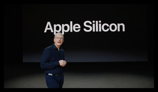 Máy Mac đầu tiên chạy chip Apple sẽ được ra mắt vào cuối năm nay - Ảnh 1.