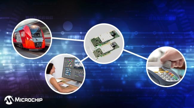 Microchip mở rộng danh mục sản phẩm Adaptec SmartRAID bằng Adapter cấp độ phổ thông mới