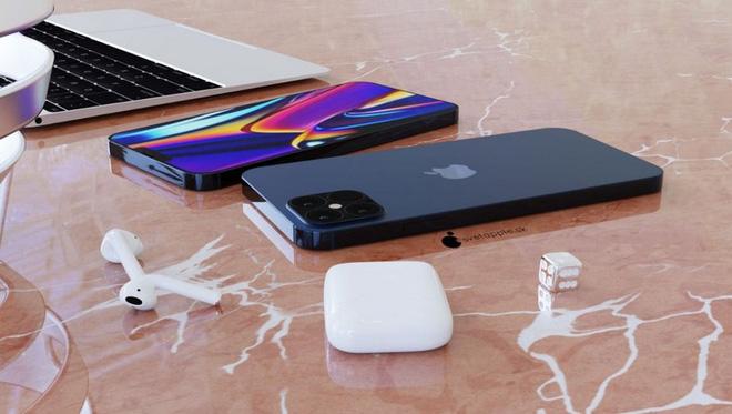 Ngắm ý tưởng iPhone 12 màu xanh navy đẹp hút hồn - Ảnh 3.