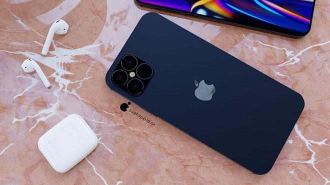 Ngắm ý tưởng iPhone 12 màu xanh navy đẹp hút hồn - Ảnh 4.