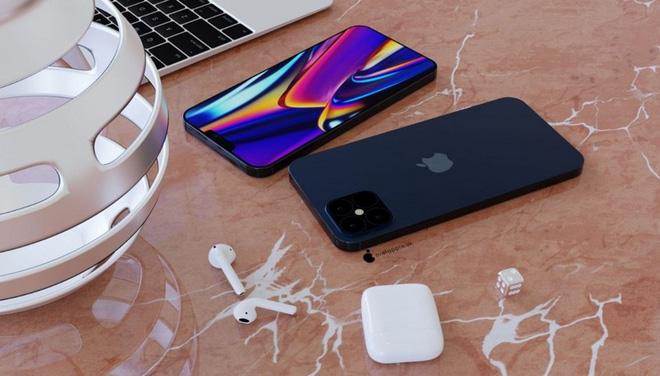 Ngắm ý tưởng iPhone 12 màu xanh navy đẹp hút hồn - Ảnh 5.